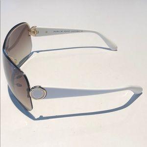 Marc Jacobs women's white sunglasses MMJ303/S